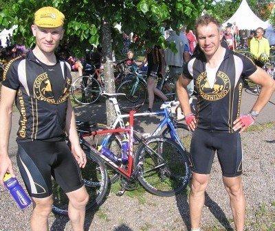 Daniel och Gabriel Nyström VR2011