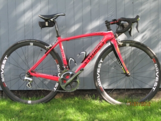 Tyr C38 Race - Specialized S-Works SL3
