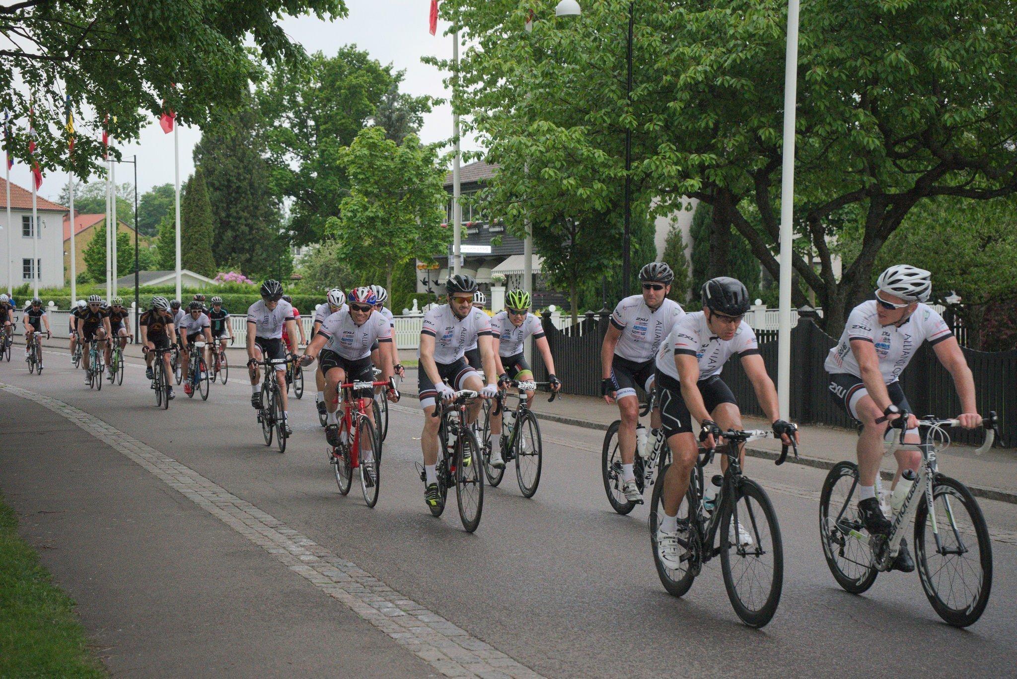 Team Alliansloppet målbild 2