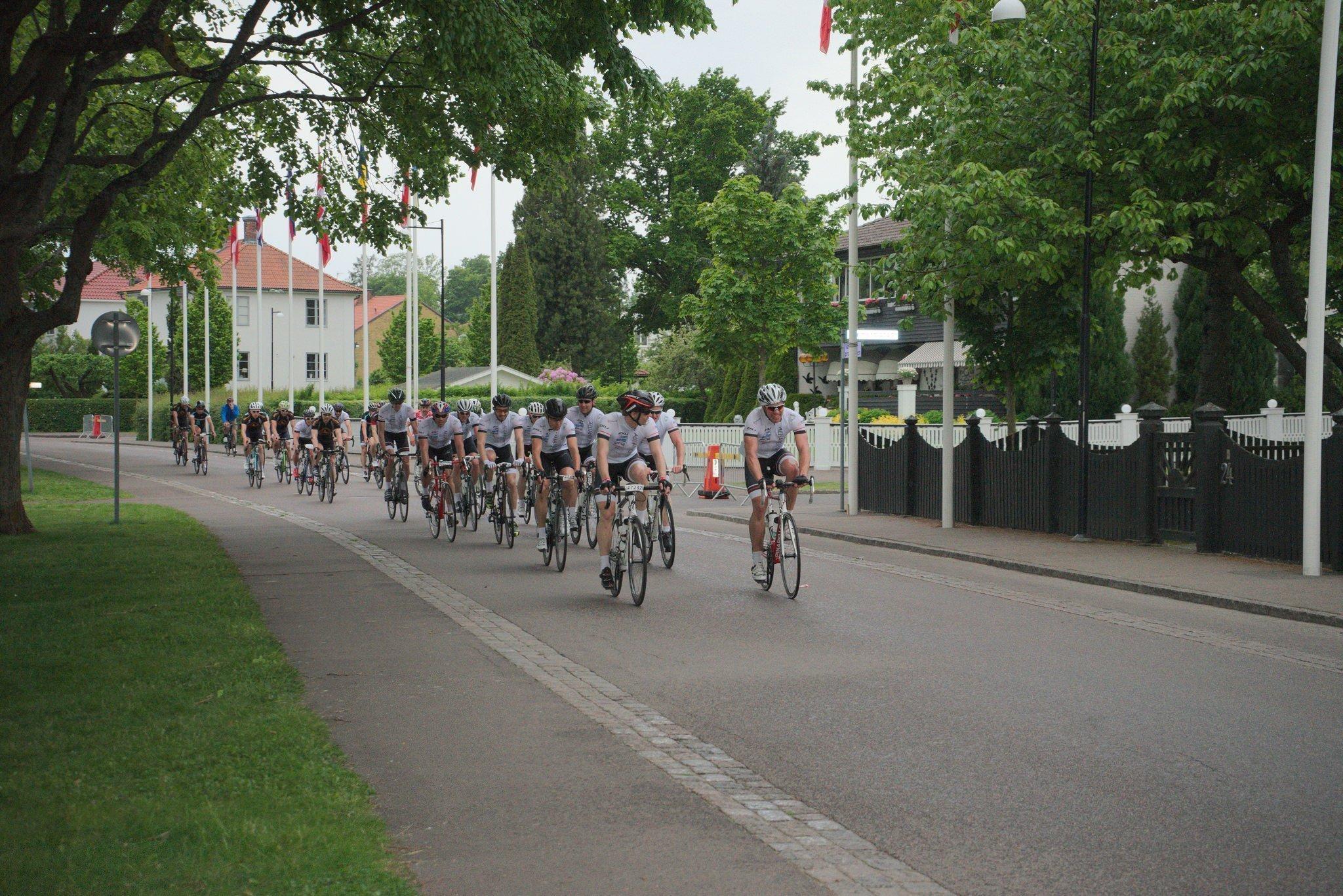 Team Alliansloppet målbild